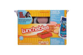Lunchables 17.8 Oz Convenience Meals  Turkey And Cheese     2 Box/Carton Inner Pack