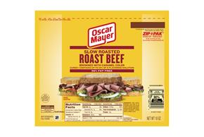 Oscar Mayer Slow Roasted Roast Beef 10Oz