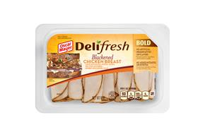 Oscar Mayer Deli Fresh Bold Blackened Chicken Breast 8Oz