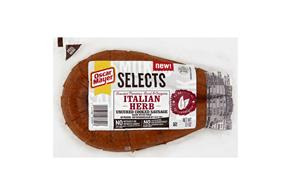 Oscar Mayer Natural Italian Herb Uncured Pork Sausage 13Oz Pack
