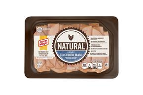 Oscar Mayer Natural Honey Uncured Ham 8Oz