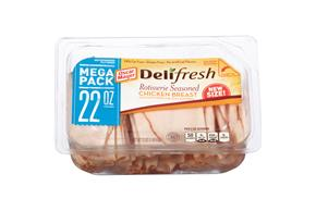 Oscar Mayer Deli Fresh Rotisserie Seasoned Chicken Breast 22Oz