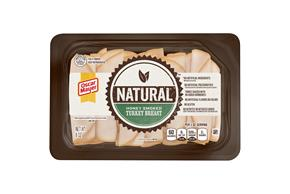 Oscar Mayer Natural Honey Smoked Turkey Breast 8Oz
