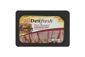 Oscar mayer deli Roast beef-shaved