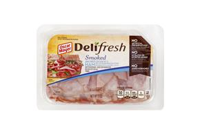 Oscar Mayer Deli Fresh Smoked Ham Club 9Oz 3 Pack