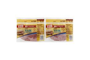 OSCAR MAYER Cold Cuts Cooked Ham 40oz Pack