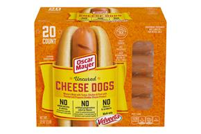 Oscar Mayer Velveeta Cheese Dogs 32 Oz