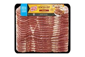 Oscar Mayer Center Cut Bacon Mega Pack 17 Oz