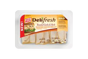 Oscar Mayer Deli Fresh Roasted Garlic & Herb Chicken 8oz