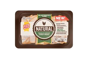 Oscar Mayer Natural No Antibiotics Ever Mesquite Smoked Turkey Breast 7Oz