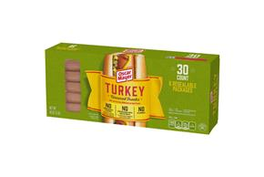 Oscar Mayer Turkey Franks 48Oz