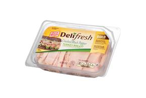 Oscar Mayer Deli Fresh Cracked Black Pepper Turkey 8Oz
