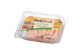 Oscar Mayer Deli Fresh Mesquite Smoked Turkey Breast 8Oz