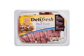 Oscar Mayer Deli Fresh Black Forest Ham 9Oz