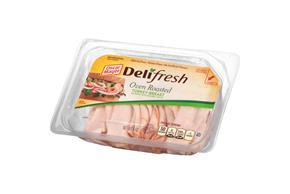 Oscar Mayer Deli Fresh Oven Roasted Turkey Breast 9Oz