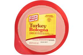 Oscar Mayer Turkey Bologna 16Oz