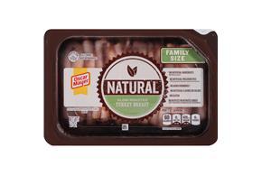 Oscar Mayer Natural Slow Roasted Turkey Breast 14Oz