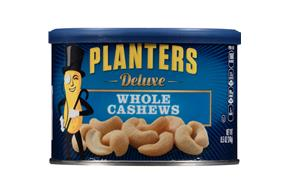 Planters Deluxe Whole Cashews 8.5 Oz