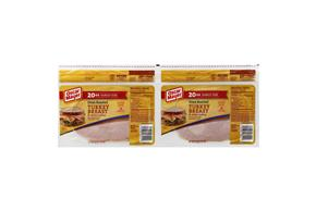 OSCAR MAYER Oven Roasted Turkey Breast Club