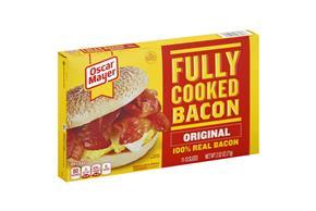 Oscar Mayer 2.52 Oz Bacon  Precooked Coupon/Instant Redeemable Coupon    12 Box/Carton Case