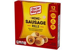 Oscar Mayer Mini Sausage Rolls
