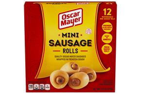 Oscar Mayer Mini Sausage Rolls