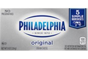 Philadelphia Original Cream Cheese 8 Oz. Box