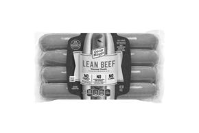 Oscar Mayer Lean Beef Franks 8 Count Pack