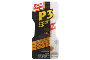 Oscar Mayer 10 Oz P3 - Protien Power Pack Convenience Meals-Single Serve  Chicken And Cheese     5 M