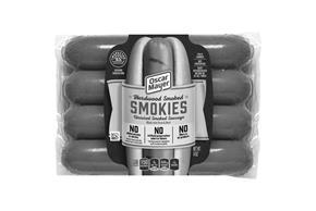 Oscar Mayer Smokies Uncured Smoked Sausage 8 Ct Pack