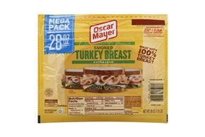 OSCAR MAYER Cold Cuts Turkey Breast 28oz Pack