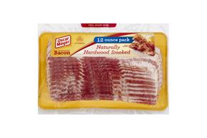 Oscar Mayer 12 Oz Bacon  Bacon     1 Pouch Each