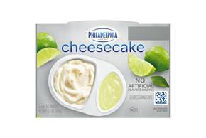 Philadelphia Key Lime Cheesecake Cups, 2 - 3.25Oz Cups
