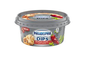 Philadelphia Dips Buffalo Style With Celery, 10Oz Tub
