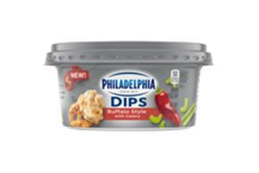 Philadelphia Dips Buffalo Style With Celery, 10Oz Tub