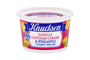 Knudsen Cottage Cheese And Fruit