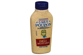 Grey Poupon Mustard-Squeeze