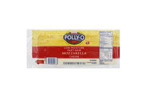 Polly-O Low Moisture Part Skim Mozzarella Cheese
