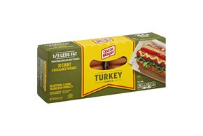 Oscar Mayer 3 Lb Franks  Turkey   Club  1 Box/Carton Each