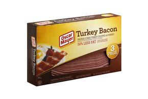 OSCAR MAYER Turkey Bacon Club 36oz Box