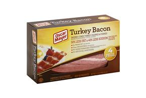 OSCAR MAYER Turkey Bacon 48oz Box