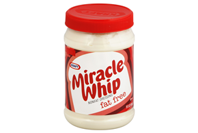 Miracle Whip Dressing-Squeeze