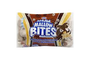 Jet-Puffed Mallow Bites Vanilla & Chocolate Swirled Flavored Marshmallows 8Oz Bag