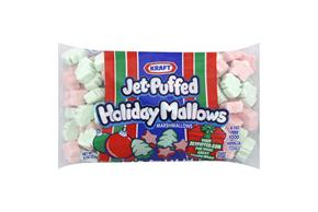 Jet-Puffed Holidaymallows Seasonal Marshmallows 8 oz Bag