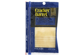 Cracker Barrel Natural Cheese-Slices