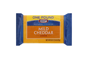 Kraft Natural Cheese-Chunks