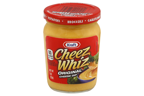 Cheez Whiz Processed Cheese-Sauce