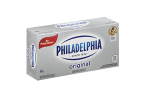 Philadelphia Cream Cheese-Brick