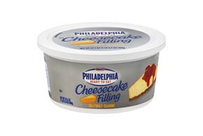 Philadelphia Cream Cheese-Filling