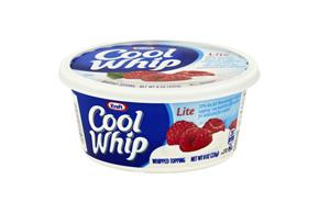 Cool Whip Light Whipped Topping-Frozen 8 Oz. Tub